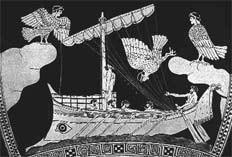 """Отправной точкой мифа о сиренах могли стать явления, аналогичные происходящим в """"Бермудском Треугольнике""""."""