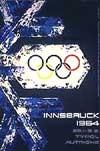 Эмблема плакат IX зимние Олимпийские игры