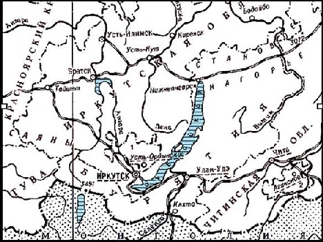 Карта объекта: