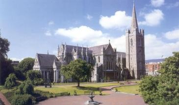 Собор святого Патрика - основателя Ирландской Христианской церкви в V веке