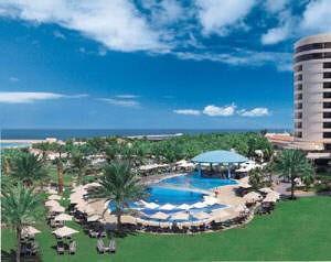 "ОАЭ - отель ""LE ROYAL MERIDIEN BEACH RESORT & SPA 5*"""